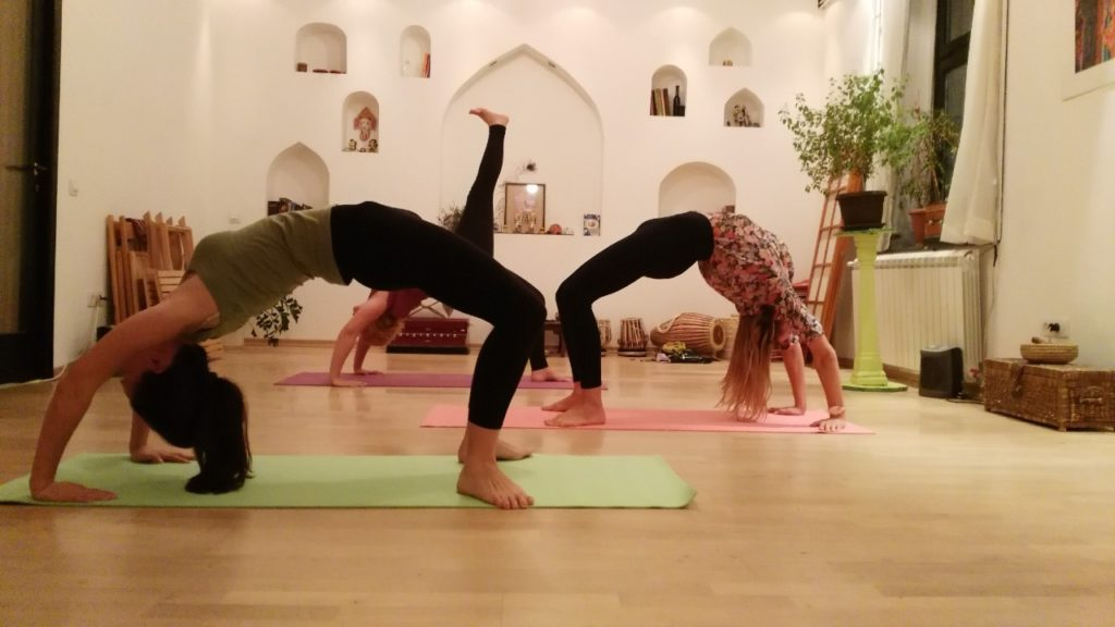 Marija Kljun (Mallika Malati) | Yoga In Bhakti Hub Belgrade