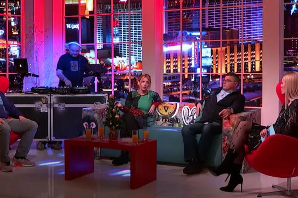 Marija Kljun (Mallika Malati DD) - Red TV appearance (Spic show)